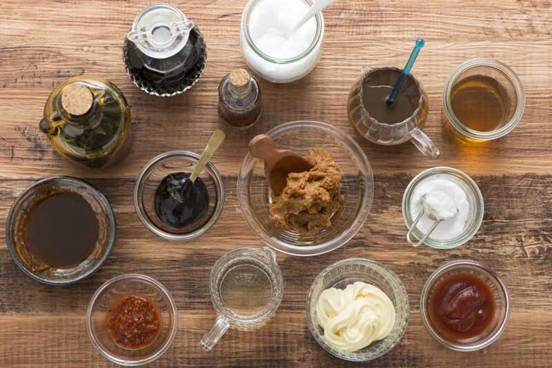 化学調味料や添加物