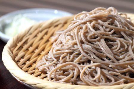 ファスティングの準備食・回復食で「そば」は食べても良い?