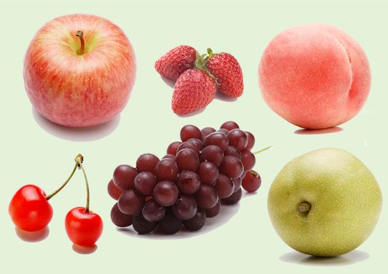寒冷地原産のフルーツ